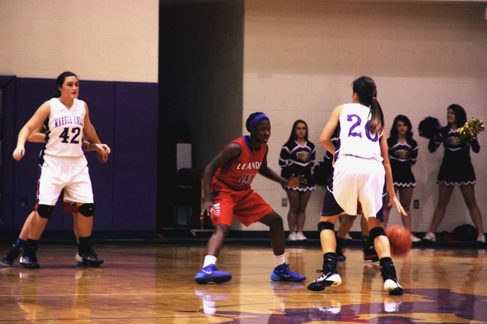 Girl's Basketball: Halfway Through The Season