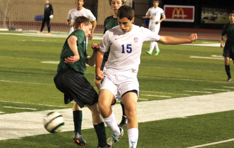 Varsity Boys' Soccer Advances to Playoffs