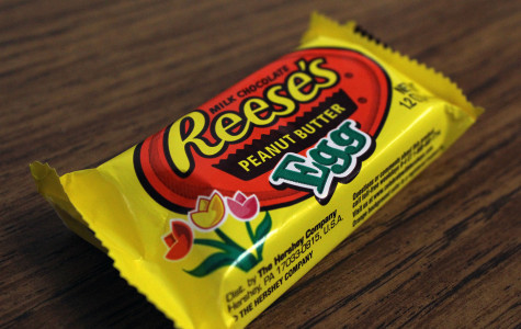 Reeses's Peanut Butter Egg made for Easter
