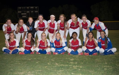 The Lady Lions defeated Vandy 4-1 to claim the District Championship.
