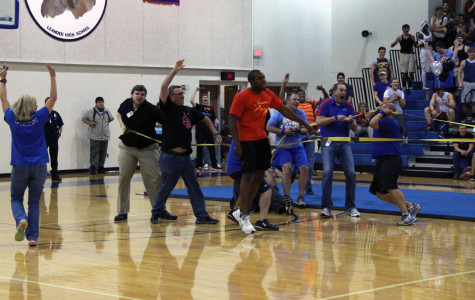 Team Mansfield Takes Tug of War Title