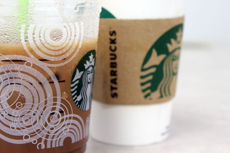 Hot and cold morning drinks from Starbucks