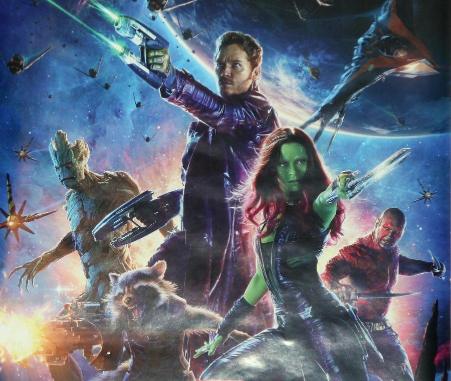 Movie+Review%3A+Guardians+of+the+Galaxy