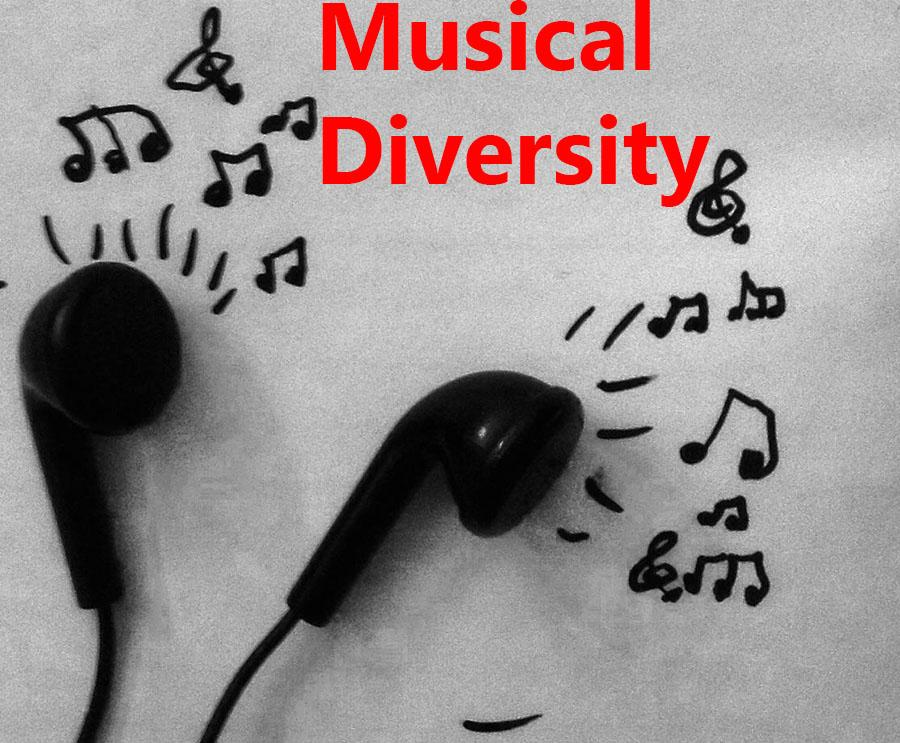 Musical Diversity Through Genres