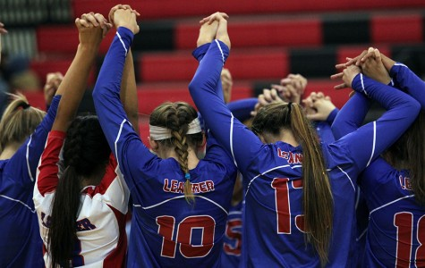 Volleyball team looks to bounce back against Georgetown