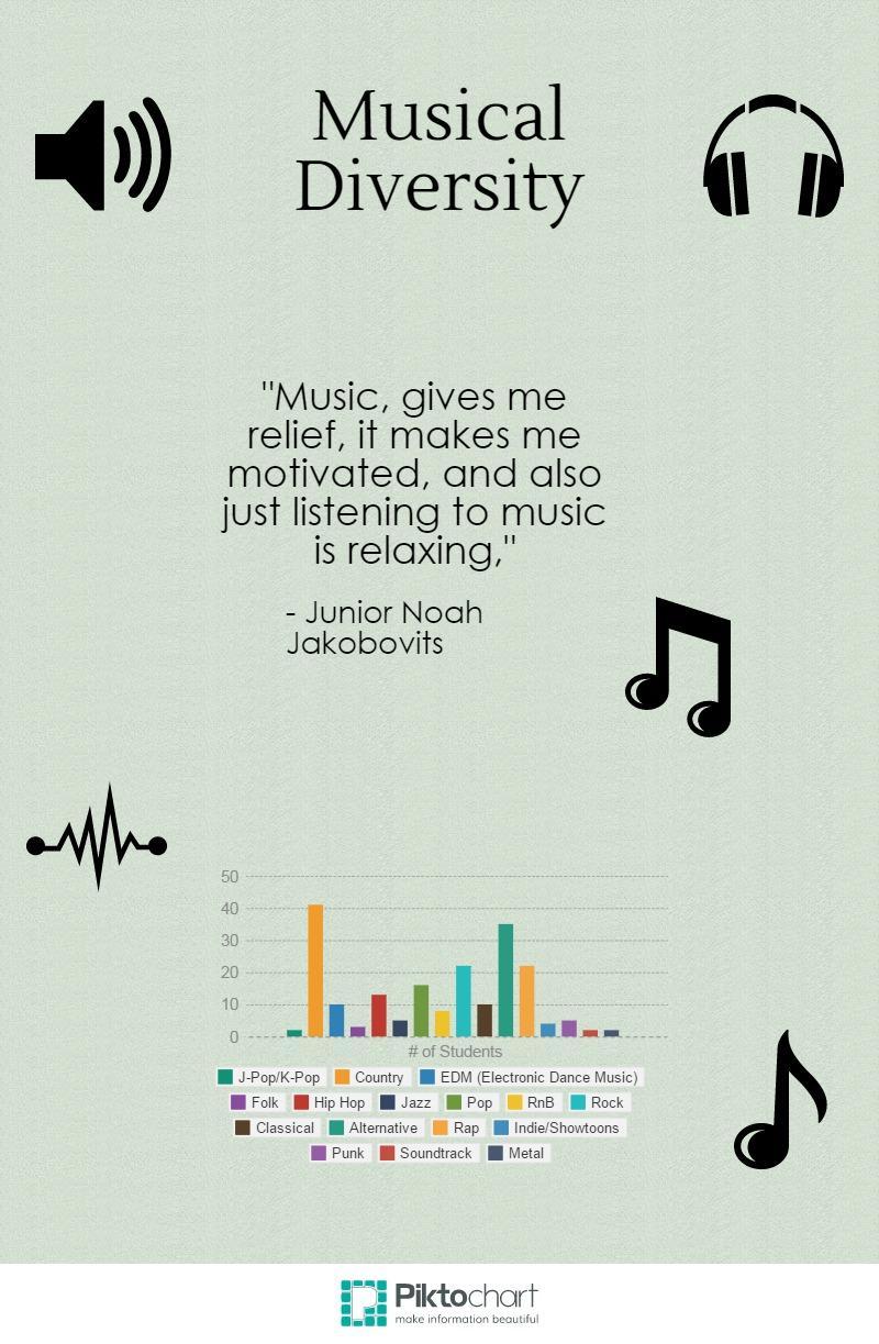 Diversity in music essay