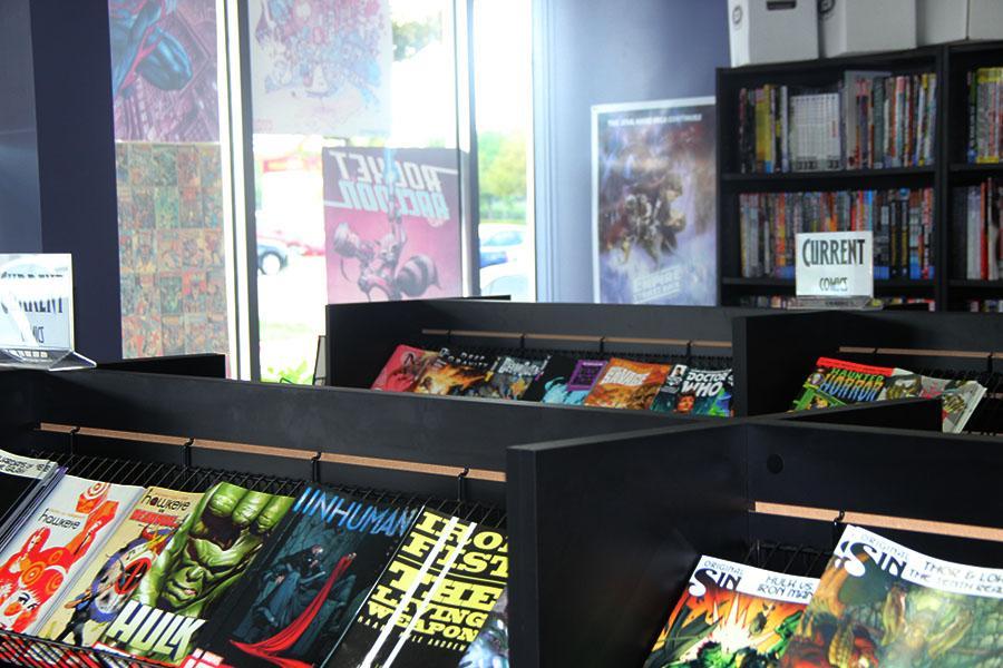 Titan Moon Comics