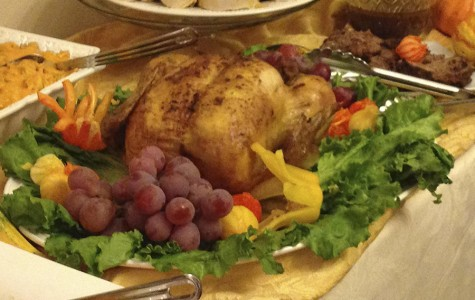 Thanksgiving Lunch is Approaching