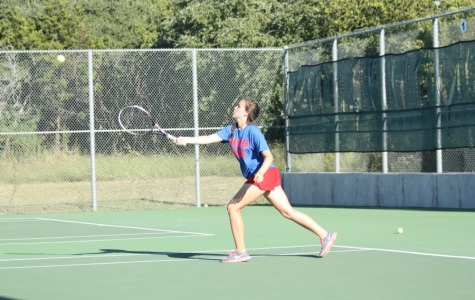 JV Tennis Travels to Georgetown Tournament