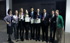 Youth & Government Advances to State Conference