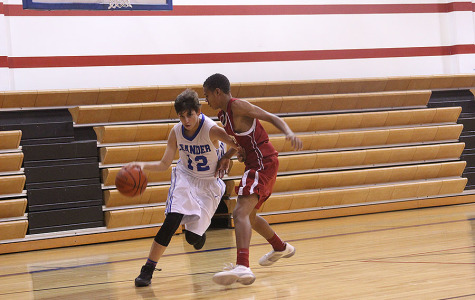 In the Locker Room: Freshman & JV Boys Basketball is Moving Forward