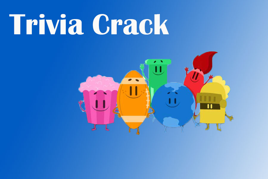 Characters in Trivia Crack