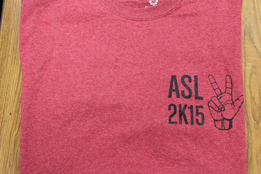 ASL+T-shirts