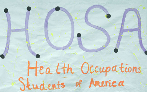 HOSA is on the move