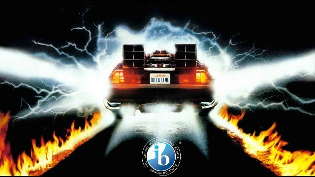 IB is showing Back to the Future as a fundraiser for The Hunger Project.