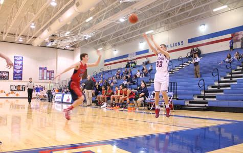 Lions Face Tough Loss Against Vista Ridge