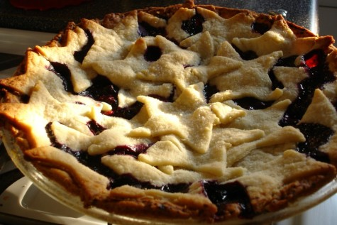 Students are welcome to make pies for the pie social.