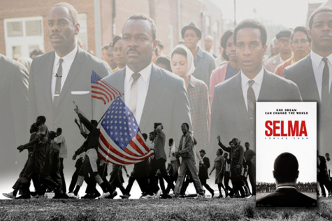 """Selma"" Movie Poster HD Wallpaper"