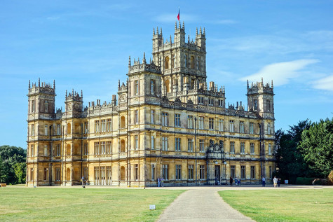 PBS premieres a new episode of Downton Abbey every Sunday at 9/8c.