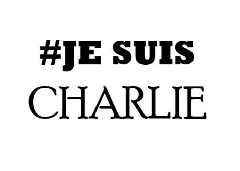 #JeSuisCharlie or