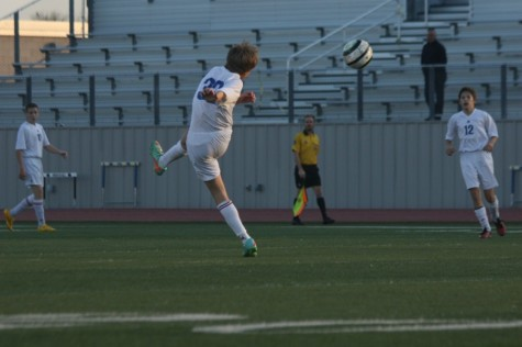 JV boys' soccer defeat East View, Dripping Springs