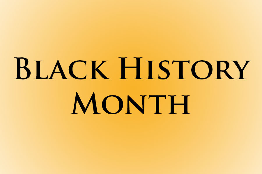 In honor of all of the African American men and women who have made an impact in United States history