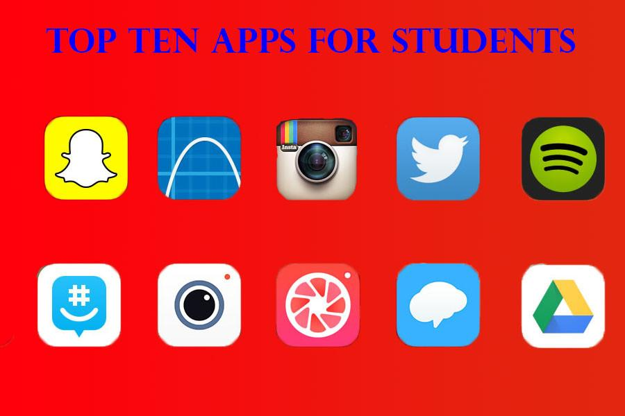 All the top ten apps