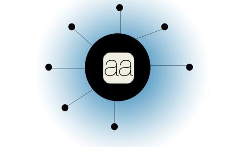 Addictive aa app on the rise