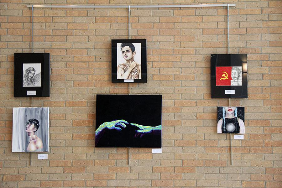 New art gallery showcases student creativity