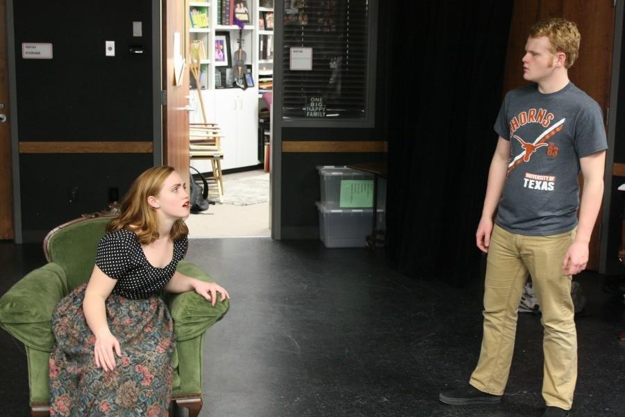 Zane+Hudson+and+Lynley+Eilers+Rehearsing