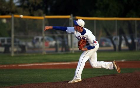 Baseball loses to Cedar Park 2-1