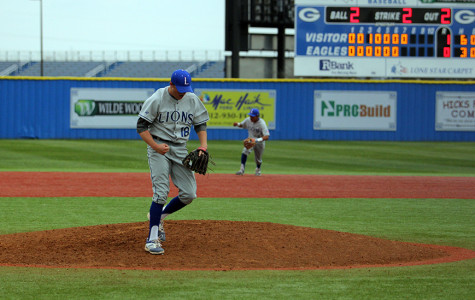 Baseball opens district play with victory