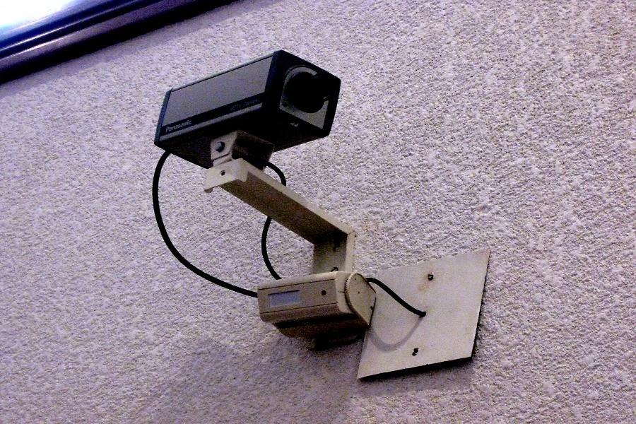 Extra security cameras at Vista Ridge