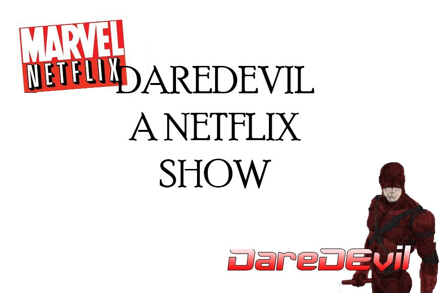 Daredevil jumps back into action