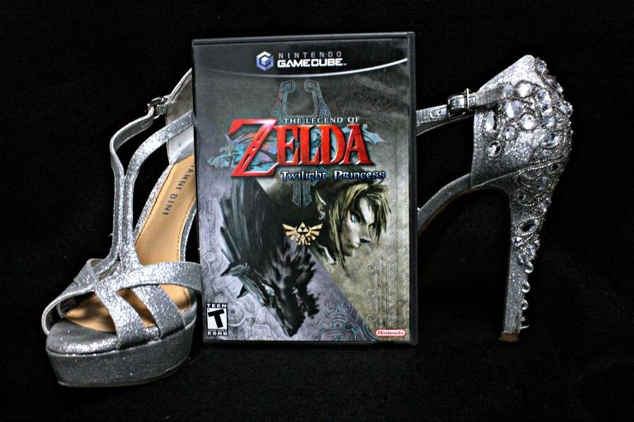 My favorite game and my favorite shoes