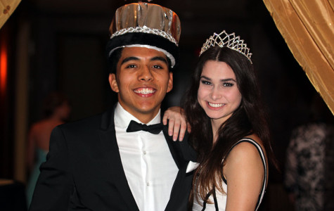 Prom King & Queen crowned at UT Club