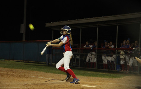 Softball wins in final district game