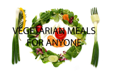 Vegetarian meals can be prepared on any food budget.