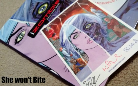 The iZombie Comic