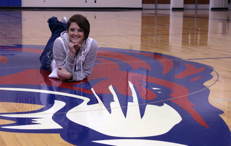 Senior Jordan Tschoepe plays basketball for the Lady Lions, but does not plan on playing on college