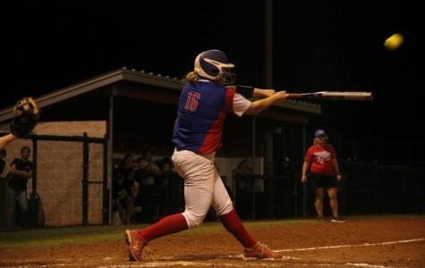 Softball clobbers Seguin to become area champs
