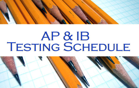 AP & IB Exams kick off