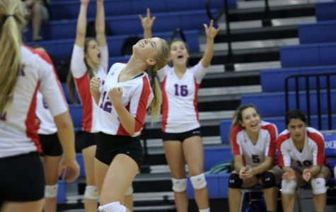 Lady Lions compete in 3-day tournament known as 'Volleypalooza'