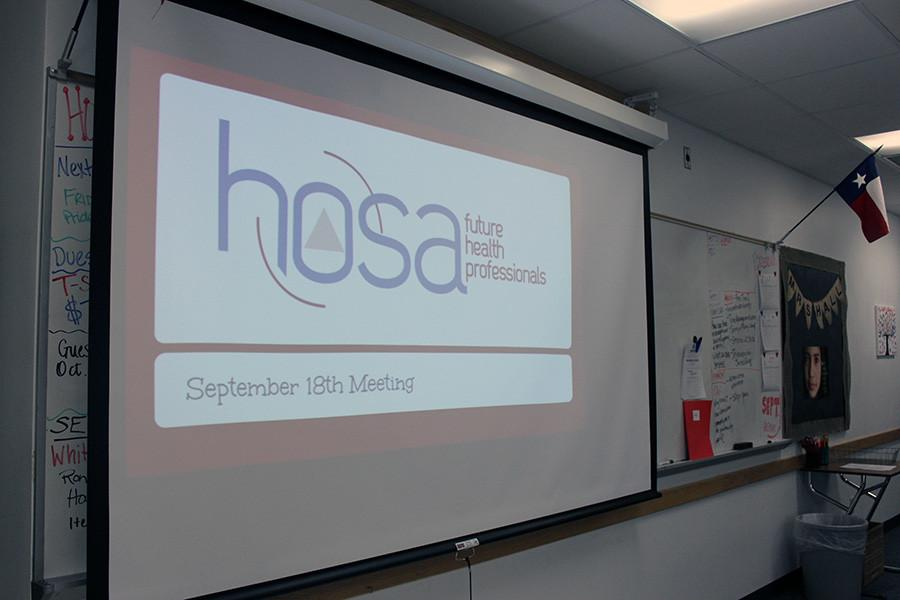 The+HOSA+classroom+before+their+meeting.+Usually%2C+their+meeting+take+place+during+Pride+Time.