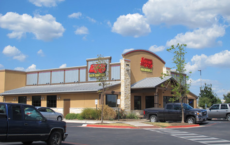 Logan's Roadhouse at 1890 Ranch. Being a waiter is one of the most common jobs held by teens according to a poll on familyeducation.