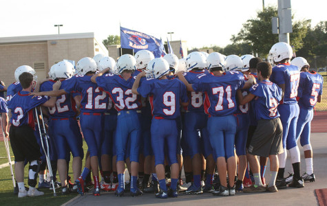 Freshman football falls against Pflugerville