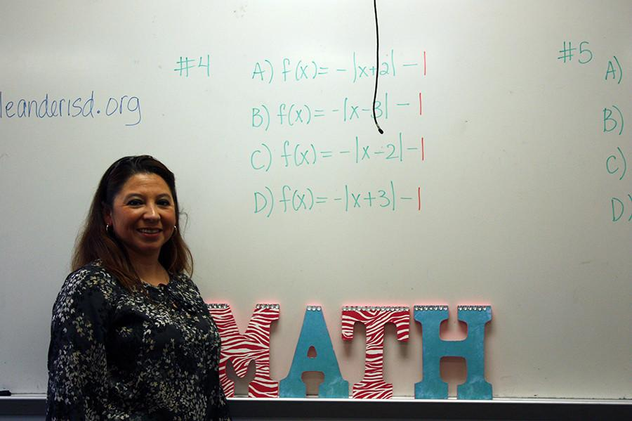 Mrs. Molina has taught for 16 years.
