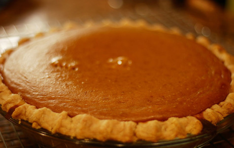 Pumpkin pie is often one of the first things people think of when you hear the word pumpkin. It's usually eaten around the time of Thanksgiving.