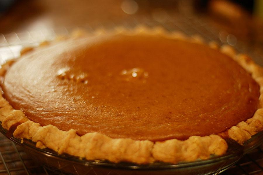 Pumpkin+pie+is+often+one+of+the+first+things+people+think+of+when+you+hear+the+word+pumpkin.+It%27s+usually+eaten+around+the+time+of+Thanksgiving.