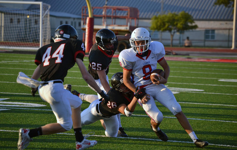JV falls short to Dripping Springs